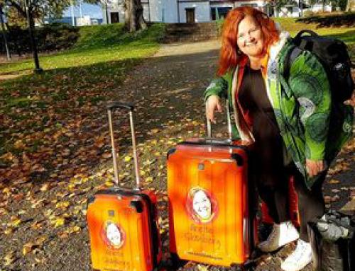 Fullbokad 2020! Anette Skåhlberg träffar 2500 elever under hösten!